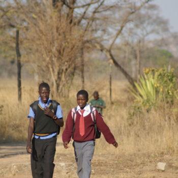 Dlaczego Zimbabwe? Bo to taka miłość trzy w jednym